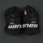 Backes, David<br>Bauer Vapor 1X Gloves<br>Boston Bruins 2016-17<br>#42