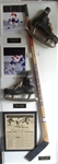 Cournoyer, Yvan<br>Stick & Skate Display<br>Montreal Canadiens 1960s & 1970s<br>