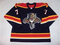 McArdle, Kenndal<br>Blue Set 1 GI<br>Florida Panthers 2006-07<br>#71 Size: 56