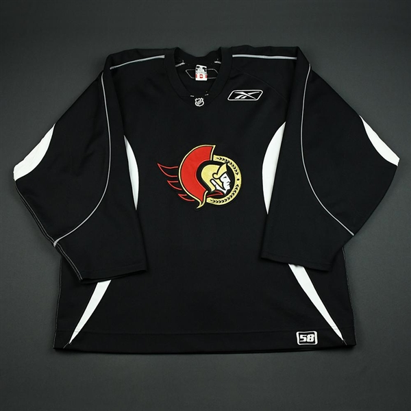 the latest 18976 b7371 Item Detail - Reebok<br>Black Practice Jersey<br>Ottawa ...
