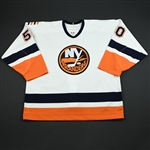 Marcinko, Tomas<br>White Set 1 GI<br>New York Islanders 2006-07<br>#50 Size: 56