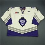 Christiansen, Doug<br>White Set 1<br>Reading Royals 2006-07<br>#24 Size: 58