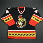 Eaves, Patrick<br>Third Set 1<br>Ottawa Senators 2006-07<br>#44 Size: 56