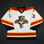 Kolnik, Juraj<br>White Set 2<br>Florida Panthers 2006-07<br>#13 Size: 54