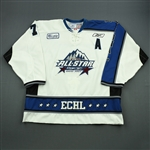 Curtin, Luke<br>White Period 2<br>All Star 2006-07<br>#72 Size: 58