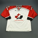 Heatley, Dany<br>White, World Junior Championships<br>Canada 2000<br>#11 Size: 54