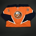 DiPietro, Rick<br>Third Set 1<br>New York Islanders 2006-07<br>#39 Size: 60G