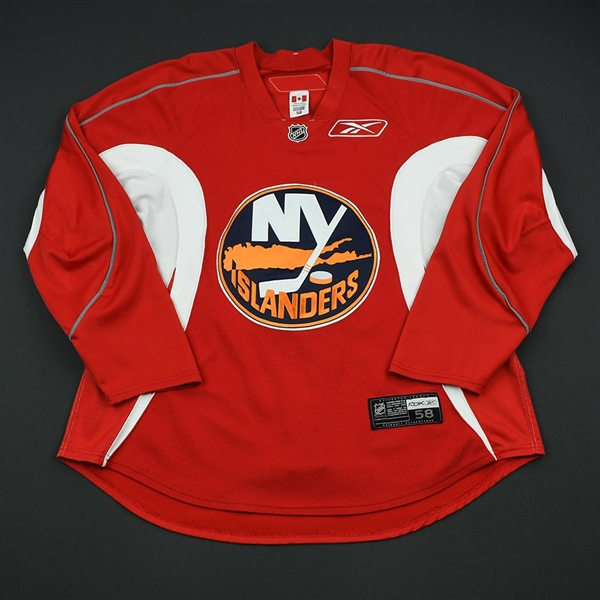 the latest 7afe8 60cb3 Item Detail - Reebok Edge<br>Red Practice Jersey<br>New York ...
