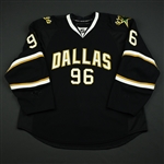 Brunnstrom, Fabian<br>Black Set 3<br>Dallas Stars 2008-09<br>#96 Size: 58
