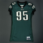 Abiamiri, Victor<br>Green<br>Philadelphia Eagles 2008<br>#95 Size: 50-O