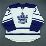 Caputi, Luca<br>Third Set 2<br>Toronto Maple Leafs 2009-10<br>#33 Size: 56