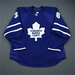 Gunnarsson, Carl<br>Blue Set 3<br>Toronto Maple Leafs 2009-10<br>#36 Size: 56