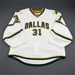 Auld, Alex<br>Third Set 2<br>Dallas Stars 2009-10<br>#31 Size: 58+G