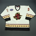 Bateman, Pat<br>White Set 1<br>Gwinnett Gladiators 2008-09<br>#15 Size: 56