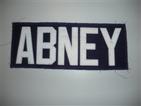 Abney, Cameron<br>Purple Nameplate, CLEARANCE<br>Orlando Solar Bears 2013-14