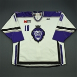 Fraser, Jimmy<br>White Set 1<br>Reading Royals 2009-10<br>#10 Size: 56