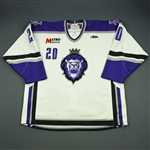 Giliati, Stefano<br>White Set 1<br>Reading Royals 2009-10<br>#20 Size: 56