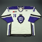 Gordon, Ben<br>White Set 1<br>Reading Royals 2009-10<br>#76 Size: 54