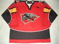 OLeary, Mark<br>Red Set 1<br>Cincinnati Cyclones 2009-10<br>#15 Size:54