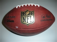 Game-Used Football<br>Game-Used Football from December 1, 2013 vs. NY Giants<br>Washington Redskins 2013