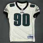 Howard, Darren<br>White<br>Philadelphia Eagles 2006<br>#90 Size: 52-O