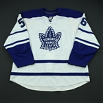 Deveaux, Andre<br>Third Set 3<br>Toronto Maple Leafs 2008-09<br>#56 Size: 58+