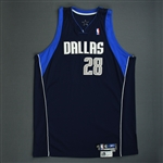 Mbenga, DJ<br>Navy Playoffs (Rounds 1 & 2)<br>Dallas Mavericks 2005-06<br>#28 Size: 56+6
