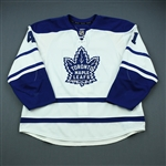 Kulemin, Nikolai<br>Third Set 1<br>Toronto Maple Leafs 2009-10<br>#41 Size: 58