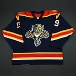 Ritchie, Byron * <br>Blue Preseason<br>Florida Panthers 2003-04<br>#19 Size: 54