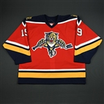 Ritchie, Byron * <br>Third Set 2<br>Florida Panthers 2003-04<br>#19 Size: 56