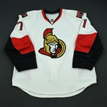Foligno, Nick<br>White Set 1<br>Ottawa Senators 2008-09<br>#71 Size: 58
