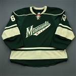 Coyle, Charlie * <br>Alternate Set 2<br>Minnesota Wild 2012-13<br>#63 Size: 58
