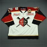 Orpik, Andrew * <br>White Set 1 w/A<br>Wheeling Nailers 2010-11<br>#11 Size: 58