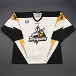 Kwiet, Rob<br>White Set 1<br>Stockton Thunder 2012-13<br>#52 Size: 56
