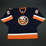Papineau, Justin * <br>Navy 2nd Regular Season<br>New York Islanders 2003-04<br>#26 Size: 54