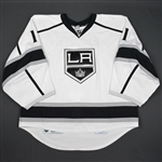 Enroth, Jhonas<br>White Set 1<br>Los Angeles Kings 2015-16<br>#1 Size: 58G