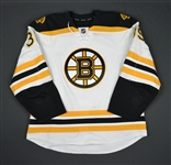 Beleskey, Matt<br>White Set 1<br>Boston Bruins 2015-16<br>#39 Size: 56