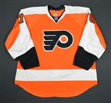Bellemare, Pierre-Edouard<br>Orange Set 1<br>Philadelphia Flyers 2015-16<br>#78 Size: 56