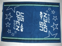 Berdych, Tomas<br>Mens Singles Quarterfinals Match-Used Towel, NOT Autographed<br>US Open 2012<br>