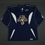 Reebok<br>Navy Practice Jersey<br>Florida Panthers 2005-06<br>Size: 54
