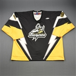 Lawrence, Chris<br>Black Set 1<br>Stockton Thunder 2010-11<br>#19 Size: 58
