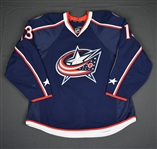 Atkinson, Cam<br>Blue Set 1<br>Columbus Blue Jackets 2015-16<br>#13 Size: 54