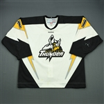 Matheson, Brock<br>White Set 1<br>Stockton Thunder 2011-12<br>#11 Size: 56