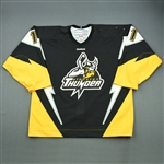 Matheson, Brock<br>Black Set 1<br>Stockton Thunder 2011-12<br>#11 Size: 56