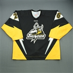 OConnor, Ian<br>Black Set 1<br>Stockton Thunder 2011-12<br>#26 Size:56