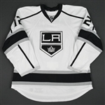 Gaborik, Marian<br>White Set 3 / Playoffs<br>Los Angeles Kings 2015-16<br>#12 Size: 56