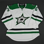 Bystrom, Ludwig<br>White Set 1 - Preseason Only<br>Dallas Stars 2015-16<br>#36 Size: 56