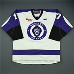 Caruana, Matt<br>White Set 1<br>Reading Royals 2011-12<br>#17 Size: 56