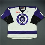 Kwiet, Rob<br>White Set 1<br>Reading Royals 2011-12<br>#4 Size: 56