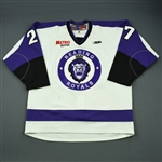 Painchaud, Chad<br>White Set 1<br>Reading Royals 2011-12<br>#27 Size: 56